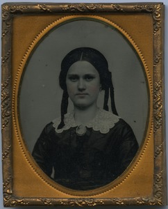 Unidentified female student