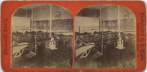 Art classroom, State Normal School at Bridgewater