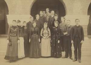 Bridgewater Normal School Class of 1892, Section A