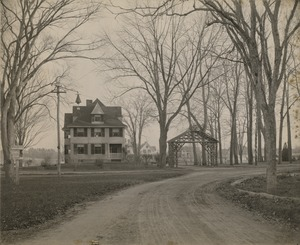 Groveside (principal's residence), State Normal School at Bridgewater, Massachusetts