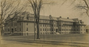 Woodward Hall, Bridgewater State Normal School
