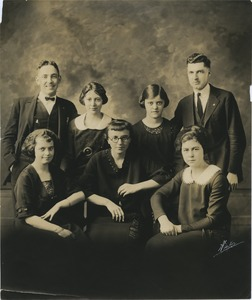 Bridgewater Normal School, Class A, 1923