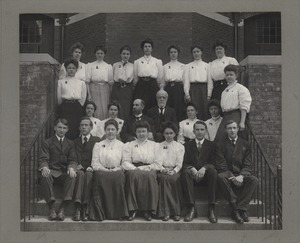 Bridgewater Normal School graduating classes, 1907