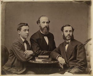 Wallace, Albert, and Arthur Boyden