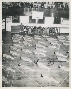 "Bridgewater State Teachers College ""Gym Jam"""