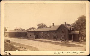Sudbury Reservoir, real estate, Deerfoot Farm Co.'s boarding house, Southborough, Mass., ca. 1893