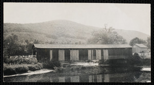 Covered bridge in S. Lee