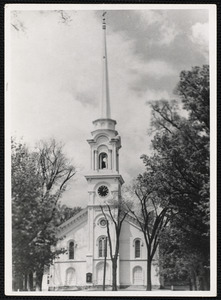 Congregational Church, Park Sq.