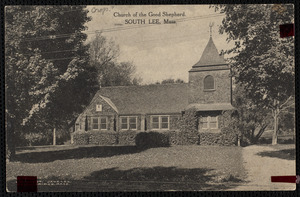 Church of the Good Shepherd, RT. 102, Main St.