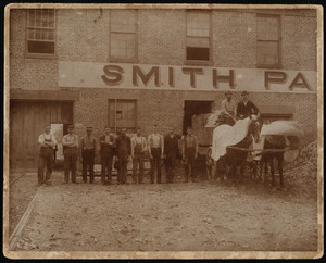 Works at one of the Smith Paper Mills