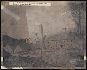 Columbia Mill, Smith Paper Company