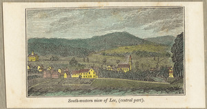 South-western view of Lee