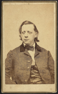 Rev. Henry Ward Beecher