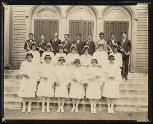 St. Mary's class of 1930