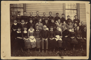 First term in Lee High School, class of 1887