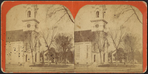 Congregational Church + Parsonage