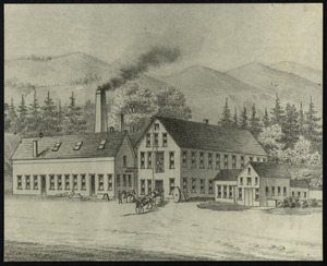 Benton Brothers Paper Mill