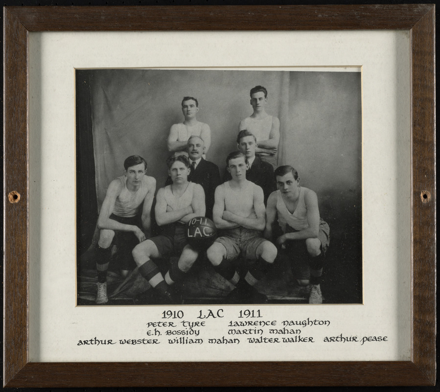 1910 LAC [Lee Athletic Club] 1911
