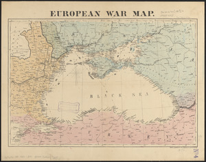 European war map