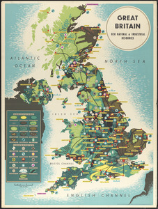 Great Britain, her natural & industrial resources
