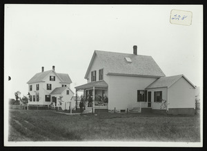 Mr. Holmes houses, Wenham Depot Village, South Hamilton