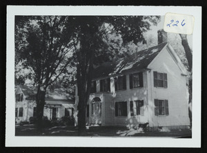 601 Bay Rd., the Foster house