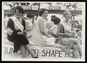 Parade, league of womens voters entry