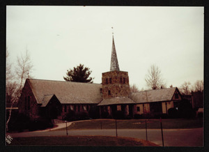 Christ Church, Asbury St., Hamilton, Mass