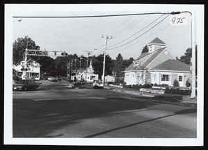 Bay Rd. looking south, Beverly National Bank