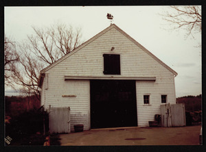 Former Dodge barn and property, Gail Avenue, Hamilton, Mass.