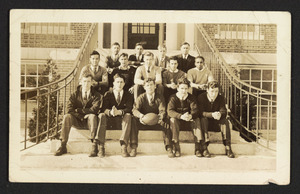 1934 Basketball team