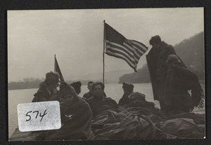 Going down the river to Ohio, April 1938