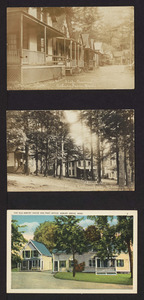 Fiske Avenue, Church St., the old Asbury house and post office, Asbury Grove, Mass.