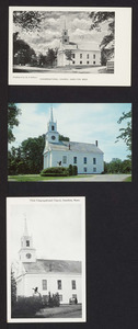 Congregational Church, Hamilton, Mass.