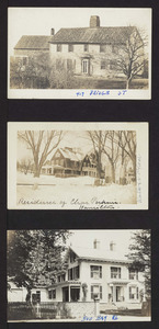 419 Bridge St., residence of Char Perkins, 540 Bay Rd.