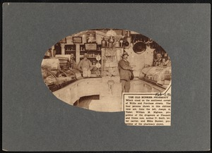 Interior of Bunker Pharmacy
