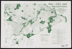 Parks and public lands in Wellesley, Mass.