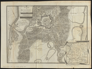 The siege of Colberg, from 3d. to 31st. October, 1758