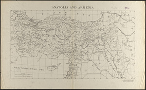 Anatolia and Armenia