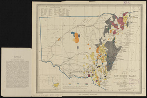 Sketch map of New South Wales showing the localities of the principal minerals 1876