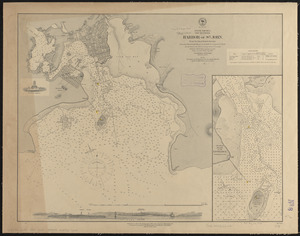 North America, New Brunswick, Harbor of St. John