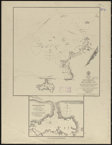 West-Indies, n. coast of Haiti, from Monte Christi to Fort Dauphin Bay ; Fort Dauphin Bay