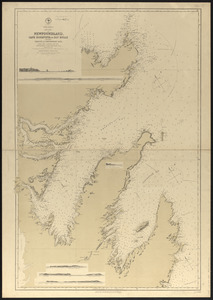 North America, east coast of Newfoundland, Cape Bonavista to Bay Bulls including Trinity, & Conception Bays