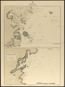 Harbors and anchorages on the eastern coast of Newfoundland
