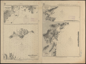 Japan, Seto Uchi or Inland Sea, anchorages in Bingo Nada and Suwo Nada ; Korea Channel-- Japan, anchorages in Tsu Sima