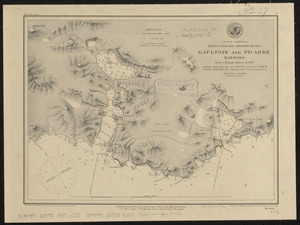 North America, Newfoundland, Hermitage Bay, Gaultois and Picarre Harbors