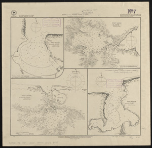 West Indies, ports on the north coast of Cuba