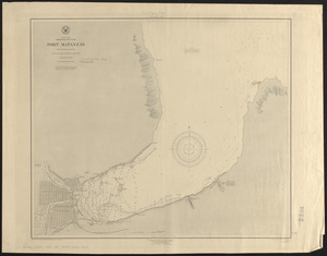 West Indies, north coast of Cuba, Port Matanzas