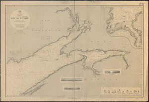 North America, east coast, Bay of Fundy, northern part