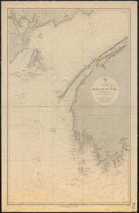 North America, east coast, Bay of Fundy, southern part